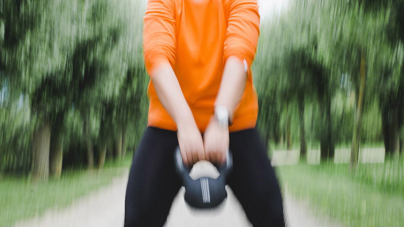 Functional Training mit Kettle Bells